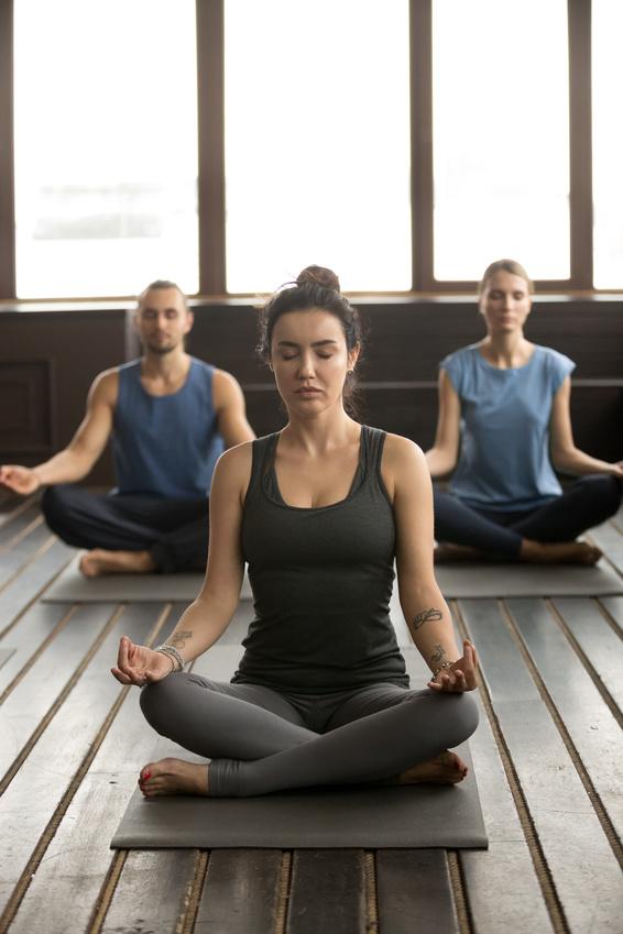 Meditation und Entspannung und Achtsamkeitstraining in Frankfurt © Fotolia